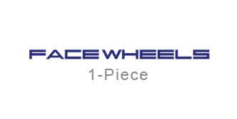 Facewheels 1-Piece