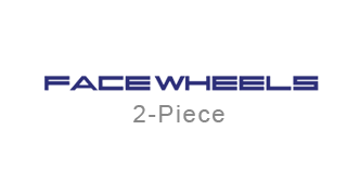 Facewheels 2-Piece