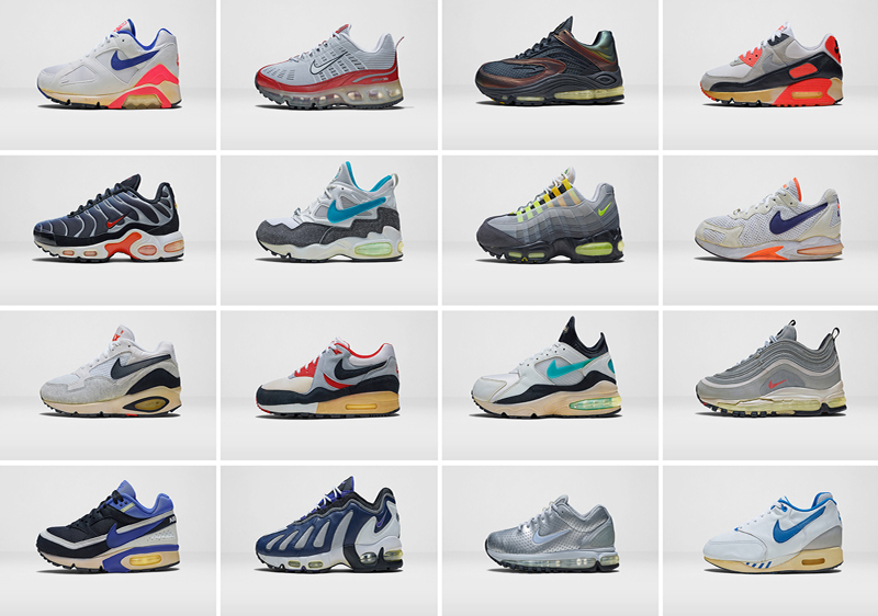 factory price 68264 5daad Untuk diketahui, Nike Air Max merupakan salah satu lini sepatu laris Nike  yang dirancang oleh Tinker Hatfield, seorang arsitek yang juga ikutan  merancang ...
